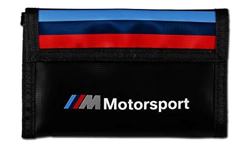BMW Echte M Motorsport Card Slots Velcro Sluiting Portemonnee 80212461148