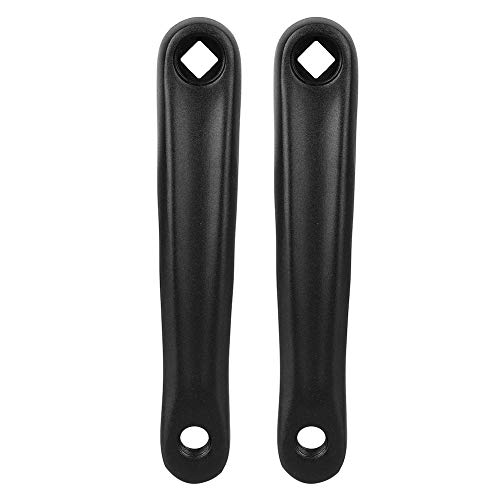 1 Pair Durable Crank Arms For BMX Old School Cruiser Cyclocross Bike Mid Drive Motor Crank Arms For Drive Motor