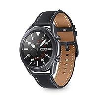 Samsung Galaxy Watch 3 – Versione 45 mm con cinturino in pelle – Mystic Black