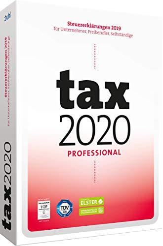 Tax 2020 Professional (für Steuerjahr 2019| Standardverpackung)