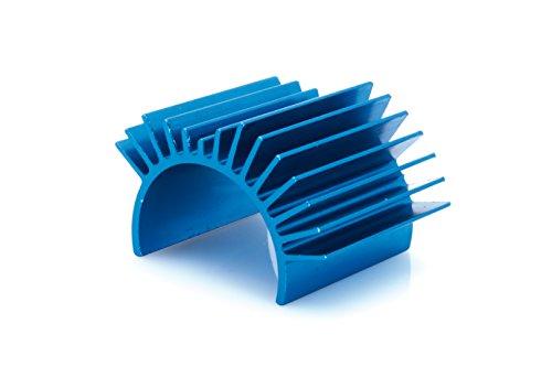LRP Electronic 122507 - Aluminium Motorkühlkörper blau - S10 Blast