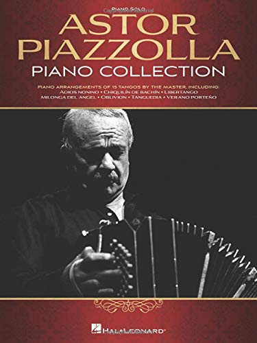 ASTOR PIAZZOLLA PIANO COLL
