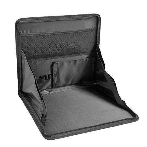 Auto notebook ophangbeugel, student bureaus kantoorauto, auto beker houder auto multifunctionele tafel kan worden gebruikt om voedsel plank op te slaan (35x29x3cm)_