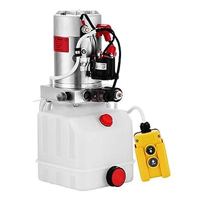 Geindus Hydraulic Pump Single Acting Hydraulic Pump Control Hydraulic Power Unit Plastic Tank