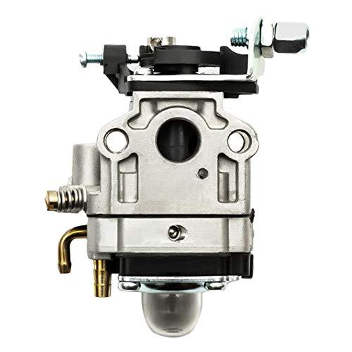 11mm Carburatore Carburante Carb Motore Del Motore Siepi Trimmer A 2 Tempi Decespugliatore Motosega Carburatore Compatibile Per 22cc 26cc 33cc 34cc 36cc