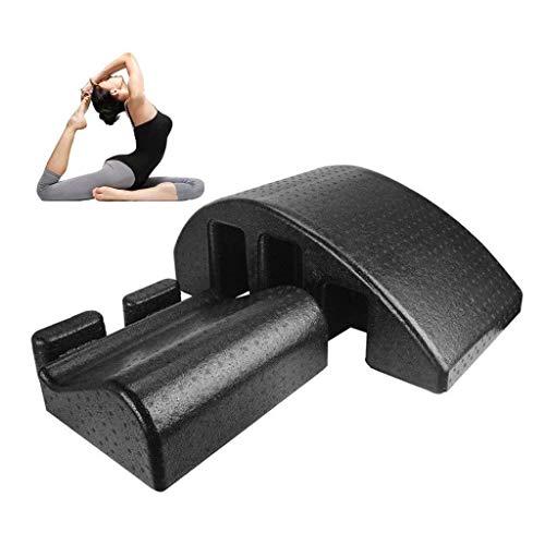 DJFT Pilates Arc-Massage-Bett Spine Orthese Multi Function Pula Massage Tisch Ausrichtung Back Pain Relief Zurück Curve Pilates Spine Corrector Yoga Kyphosis Korrektur Foam Ausrüstung