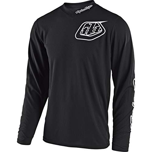Troy Lee Designs Jersey GP Schwarz Gr. XL