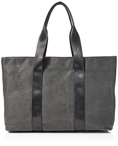 FLY London Damen AKER703FLY Handtasche, Dk Grey, One Size