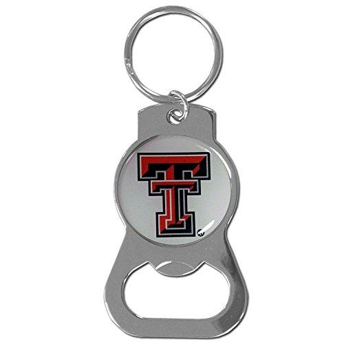 NCAA Siskiyou Sports Fan Shop Texas Tech Red Raiders Bottle Opener Key Chain One Size Team Color