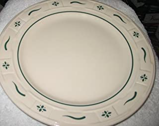 Longaberger Pottery Green Heritage 10
