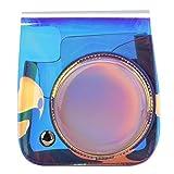 Yctze Camera Pouch Kleine Kameraschutzhülle Schultertasche für Fujifilm Instax Mini 8/8+ / 9