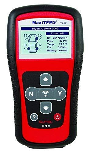 Autel TS401 RDKS Anlerngerät Universal TPMS-Diagnosegerät Reifendruckkontrollsystem Diagnosewerkzeuge Scanner und Rdks anlernen