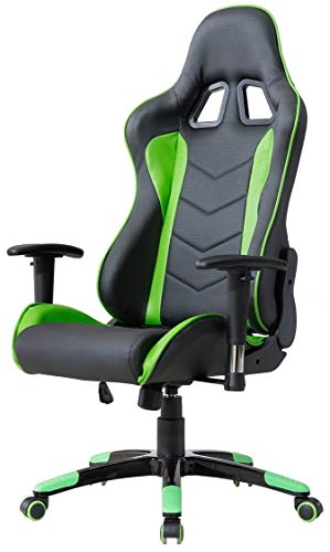 Delman Gaming Stuhl Bürostuhl Racing Bild 3*