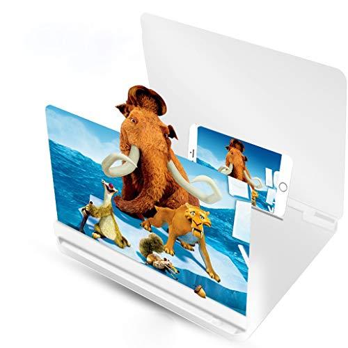 XYSQ Mobiele Telefoon Scherm Versterker Groot Scherm 16 Inch, Scherm Ultra High Definition 3D Anti-blauw Licht Projectie, Kijk TV Film Vergroot Artifact Eye Protection