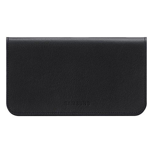 Samsung Tasche (EF-C1A2L) für Samsung Galaxy S II (I9070, I9100, I9103, I9210) schwarz