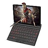 Un Netbook onegx1 PRO Intel i7-1160G7 16 GB RAM 512GB SSD WiFi 6 Windows 10 Gaming Laptop 7-Pollici 1920x1200 - Versione 5G Nero (Size : Without Handle)