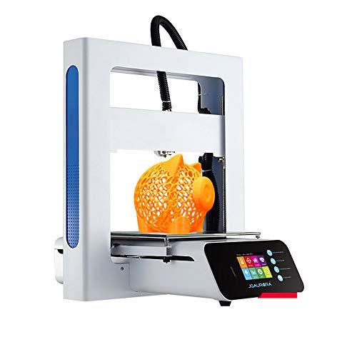 Imprimante 3D avec cadre de stabilité Triangle, Auto-Leveling, Reprendre l'impression, Extrudeuse double Gears, impression Taille 200 * 200 * 220mm