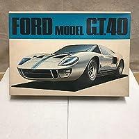 プラモデル 116 フォードGT40