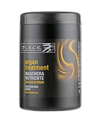Black Professional 25% OFF Line Argan Treatment 33. Mask with oil Max 89% OFF