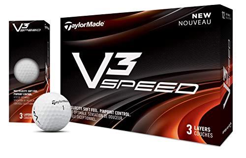 TaylorMade TM19 V3 Speed dz - Pelota de...