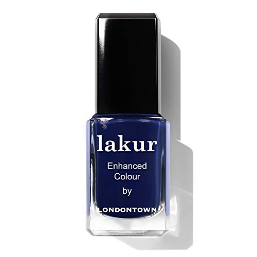 Lakur vernis à ongles: couleur: Buckingham Blue