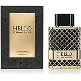 HELLO by Lionel Richie Eau de Toilette | Spray Fragrance for Men | Notes of Grapefruit, Lavender, Violet Leaves, Vetiver | 3.4 oz/100 mL