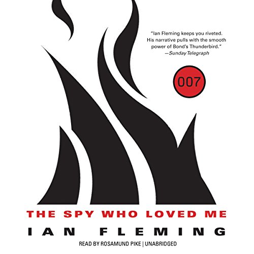 Page de couverture de The Spy Who Loved Me