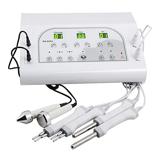 Facial Spa Electrotherapy Beauty Machine,vinmax 3MHz Electric BIO Facial Skin Spa Electrotherapy Beauty Salon Machine Face Lifting Machine (Ship from US)