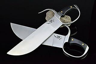 Laboutiquewingchun Wing Chun nóż motylkowy wysokiej jakości stal nierdzewna