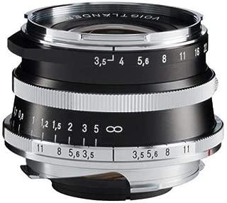 Voigtlander 21mm f/3.5 Color Skopar Vintage Line Leica M Lens