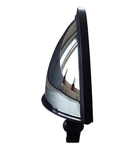 Panorama-Spiegel 180 Grad Halbmondspiegel Gabelstaplerspiegel Stapler Spiegel