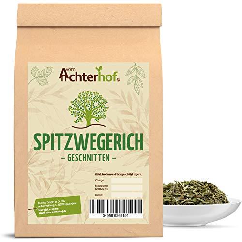 250 g Spitzwegerichblätter geschnitten Juglandis Fol. conc. Spitzwegerich-Tee natürlich...