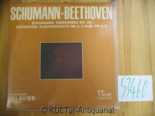 Robert Schumann , Ludwig van Beethoven , Franz Hummel - Humoreske, Op....