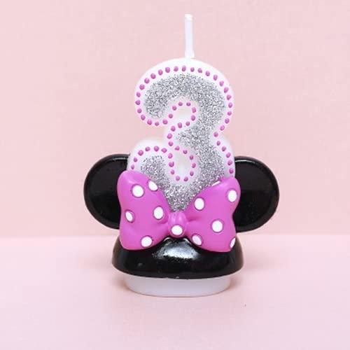 Aromaterapia vela cumpleaños boda arte vela digital dibujos animados niños sin llama vela pastel regalo feliz cumpleaños decoración (3)