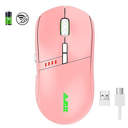 Preisvergleich Produktbild Hoopond I305 G Pro Gaming-Maus,  kabellos,  16000 dpi,  optische Maus mit PAW3338