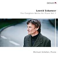 Sabaneev: Complete Works for P