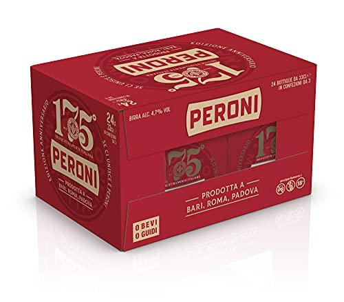 Peroni 175 Anniversario Birra - Cassa da 24 x 33 cl (7.92 l)