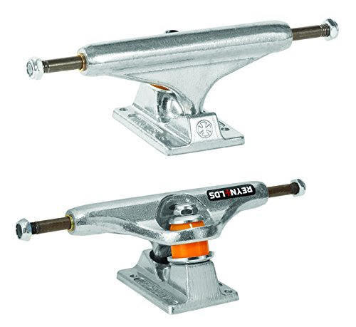 INTR097 INDEPENDENT-Truck per skateboard 129 mm, colore: multicolore