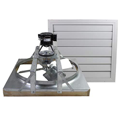 Ventamatic Whole House Fan - 24in. 4500 CFM,...
