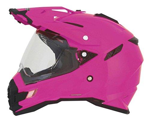 AFX FX-41 Helmet (LARGE) (FUCHSIA)