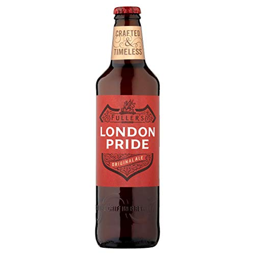 Fullers London Pride – Malty and Bitter Taste | Iconic Ale | Natural...