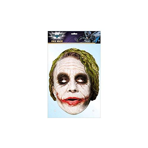 Batman-Mascara joker talla unica, (Rubie