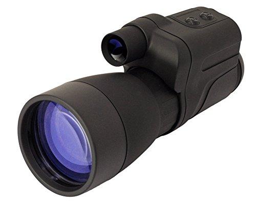 YUKON 暗視鏡 NV 5×60 5倍 50口径 第一世代増倍管 最大視認距離約180m IPX3相当  #24065