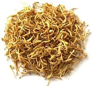 Honeysuckle Flower/Lonicera | Jin Yin Hua Chinese Herb - Suitable to Clear Heat or to Remove Toxins - Medicinal Grade Chinese Herb 1 Oz - Plum Dragon Herbs