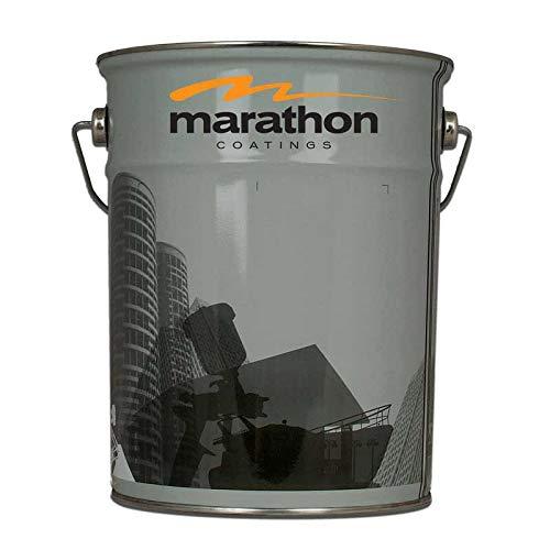 Marathon Primathon Coating I Grey 5 Litre - High Build Zinc Phosphate Anti-Rust Primer for Steel &...