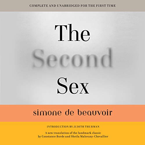 Couverture de The Second Sex