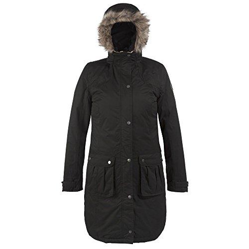 Regatta Wintermantel Lillier Jacke Damen Mantel , Größe:36;Farbe:Black