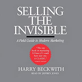 Selling the Invisible audiobook cover art