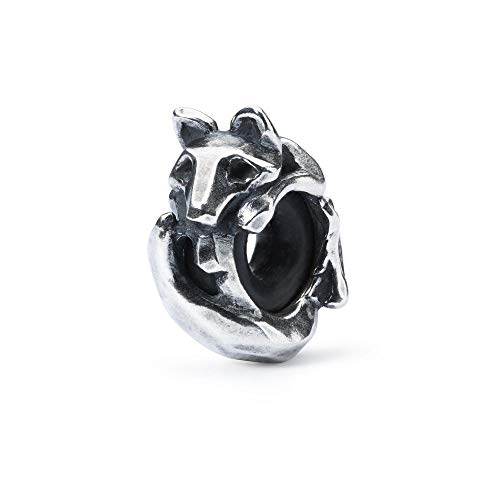 Trollbeads Argento Bead Stop Volpe