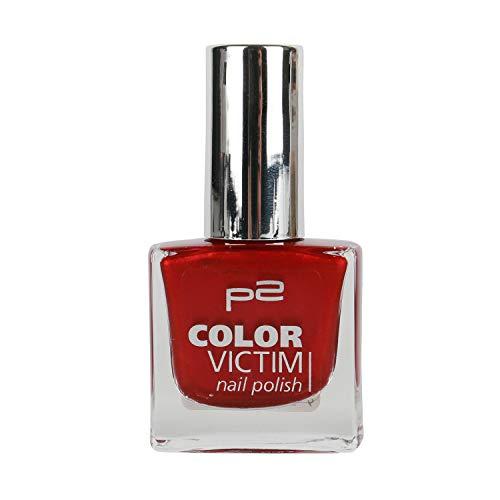 p2 cosmetics Nagellack 177849 Color Victim Nail Polish
